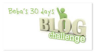 beba-30days-blog-challenge