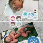 'Azri's First 50 Days' Photobook